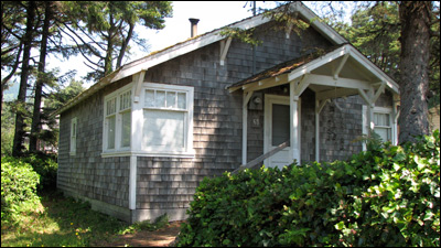 ive always liked small houses my favorite childhood house was the beach cabin on the oregon coast it and my grandfathers amazing time capsule house